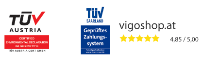 Vigoshop Tüv Servise tested