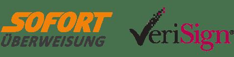 Vigoshop Sofort und VeriSigh certified